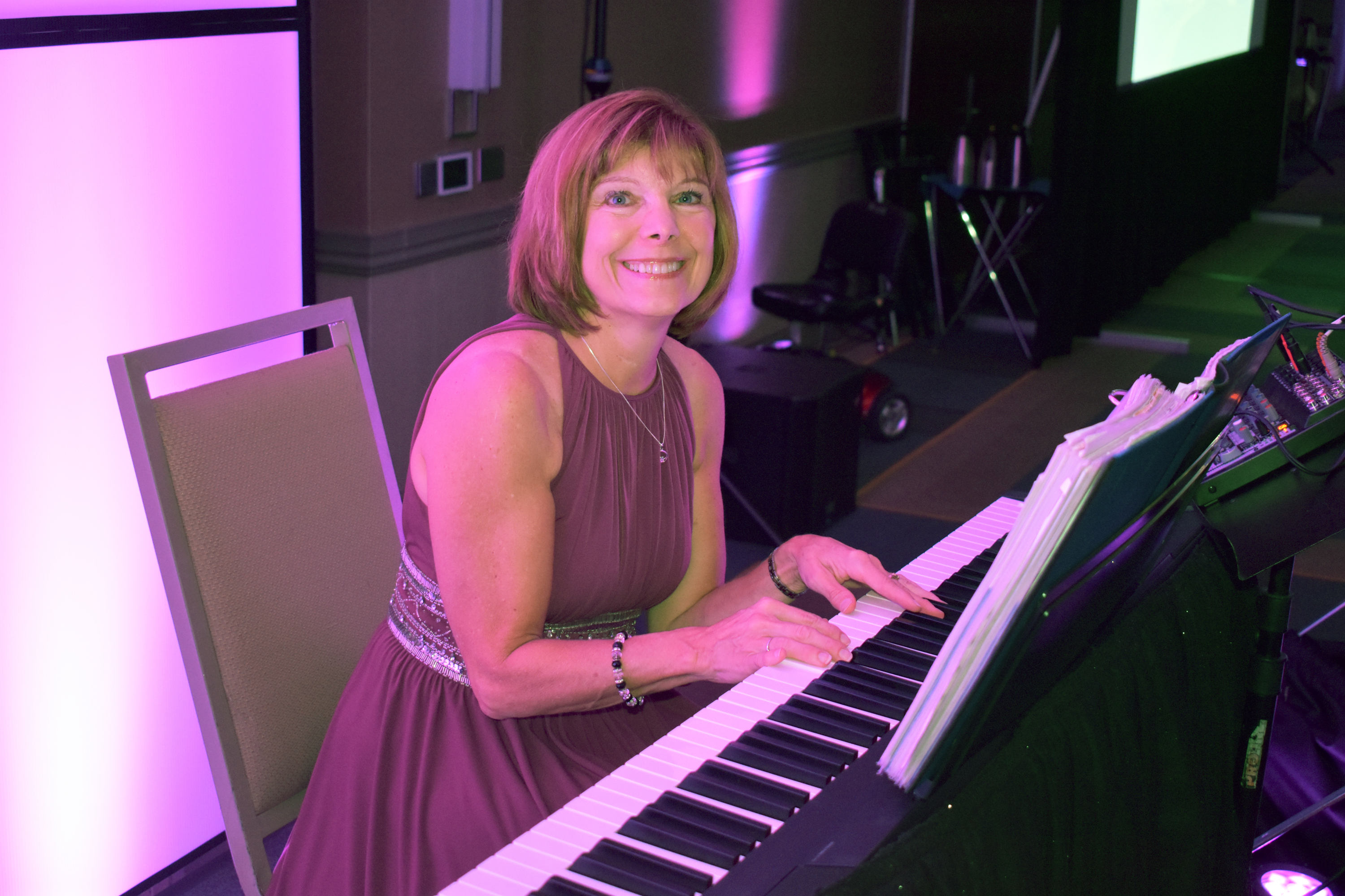 Carla McKrell wedding piano Pittsburgh PA